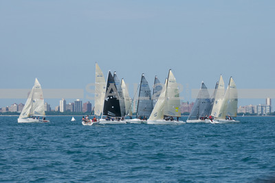 Melges 24 Gold Cup 2013 Chicago