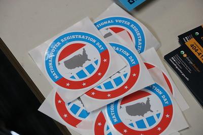 Fulton County Voter Registration Day, September 24, 2019