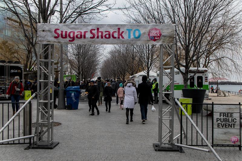 Sugar Shack TO
