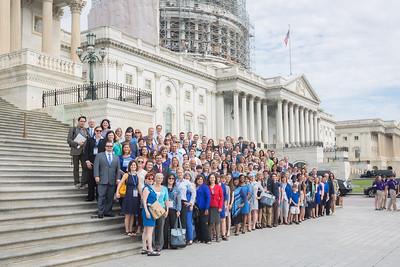 2015-06-17 Lobbying 1Preparation & Group @ Capitol