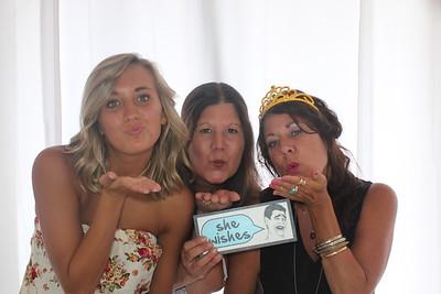 Kelsie's Graduation Photobooth