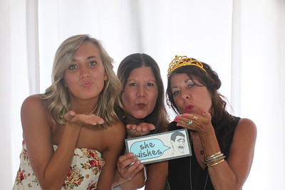 Kelsie's Graduation Photobooth