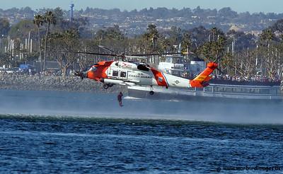 US Coast Guard Aircraft