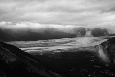 Alaska in Black and White