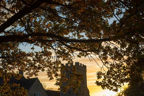 Broughton Castle Oxfordshire