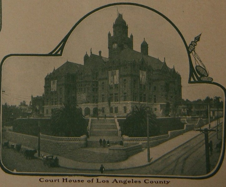 Court House of Los Angeles County (1906)