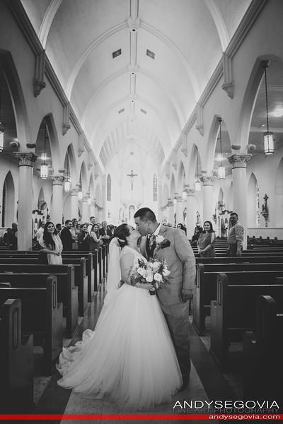 Selinda + Joey Wedding