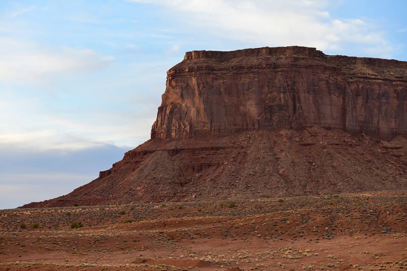 Near Monument Valley