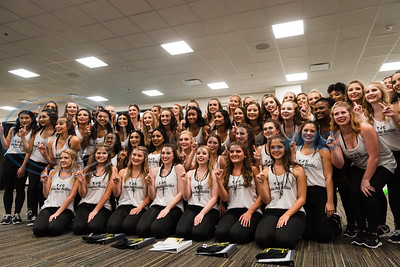 8/17/19 Apache Belle Drill Team 2019-2020 Reveal by Cara Campbell