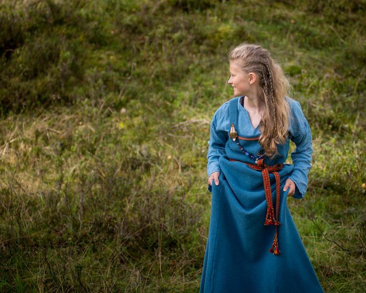 Vikingfrøken