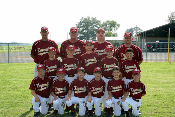 2009 All Star Baseball