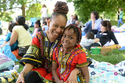 2017 Potluck in the Park: A Diversity and  Inclusion Gathering for Friends Families | June 3, 2017