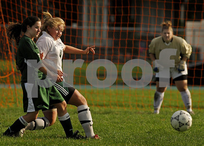 2006 VS North Girls Soccer #15