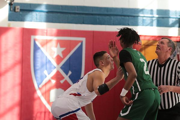 Prep Basketball vs Holy Cross High School - Dec 21
