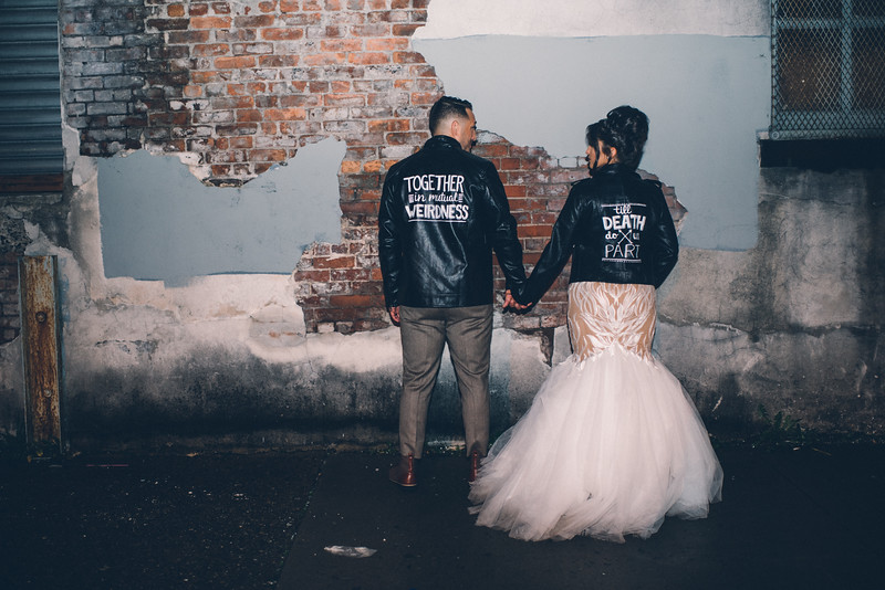 Art Factory Paterson NYC Wedding