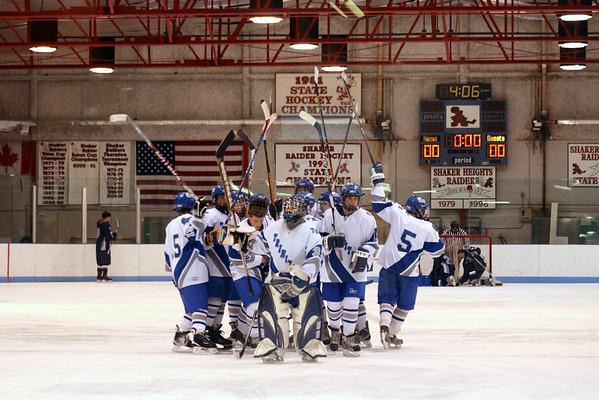 HHS Varsity vs Trinity (Shaker Tournament) 12-18-2009