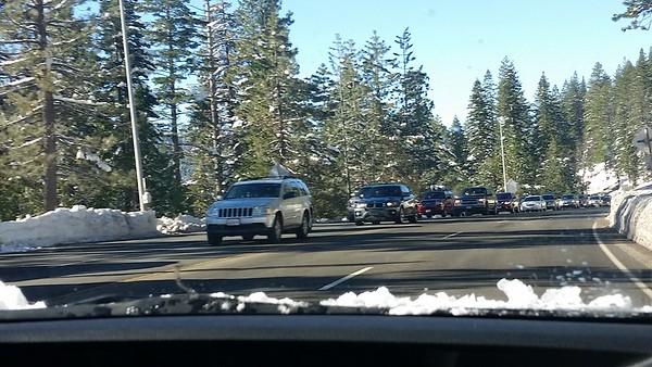 Tahoe Jan 7-14 2017