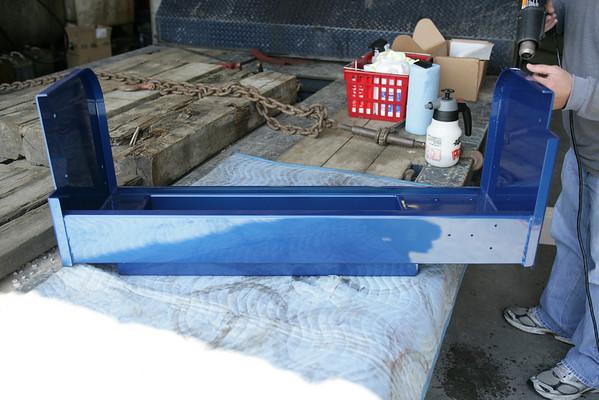Peterbilt Battery Boxes