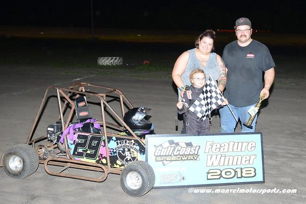 Gulf Coast Speedway, 30 June 2018