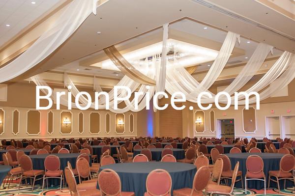 Room - Margarita Ball Event @ Rosen Plaza 11-18-17