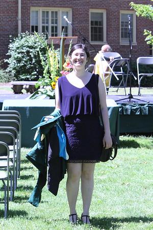 Alexandra's University of Oregon Graduation 6-17-2019