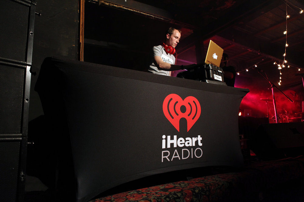 . DJ Skee performs onstage at the iHeartRadio Official SXSW Showcase on March 12, 2013 in Austin, Texas.  (Photo by Roger Kisby/Getty Images for iHeartradio)