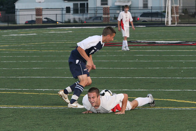 Boys Soccer v. N. Ridgeville