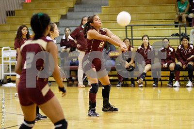 Los Fresnos Lady Falcons Volleyball JV 9/20/11