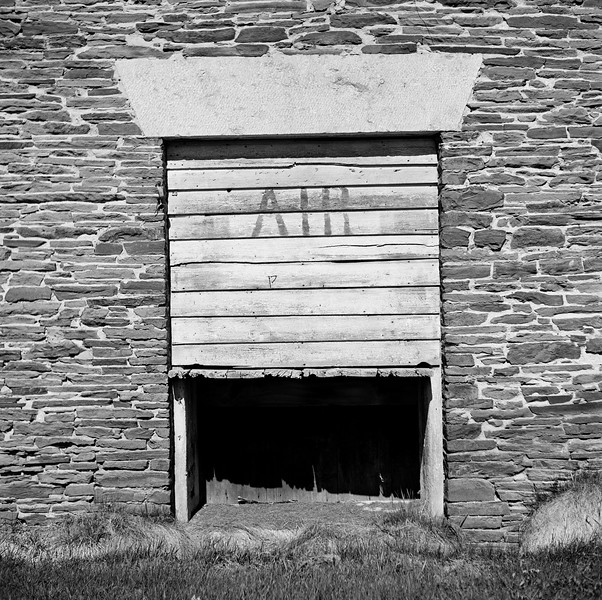 Airshaft, Cooperstown, NY. May 2000
