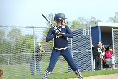 OE Varsity girls softball senior night Vs Kaneland
