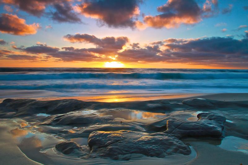 Another Beautiful Windansea Sunset