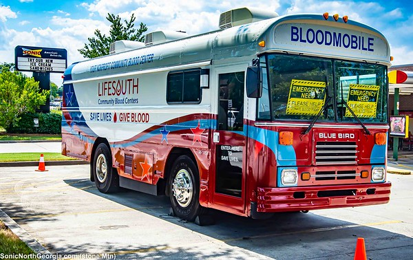 Lifesouth Blood Drive Stone Mtn GA July 2019