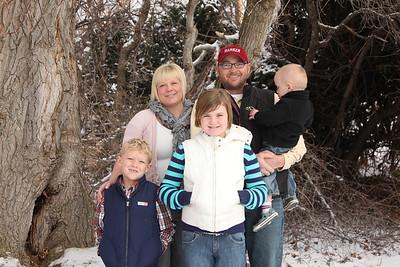 Inkley Family 2011