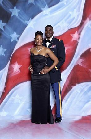 Hampton University Military Ball 2010