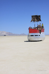Burning Man. 2010