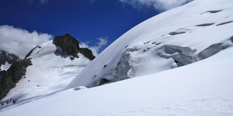 Valle blanche