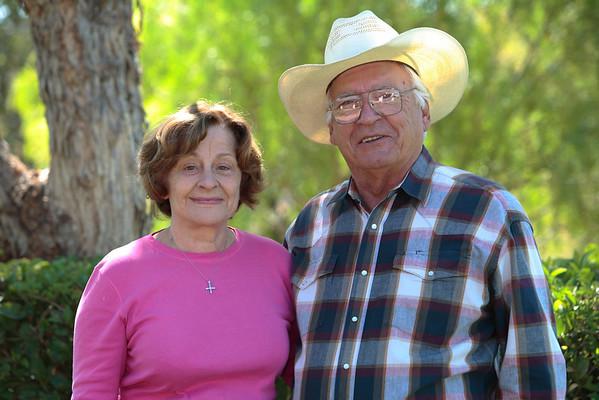 Joan and Tony