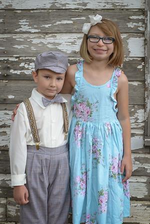Zella Vintage Children