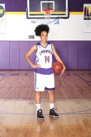 2015-2016 Girl Basketball