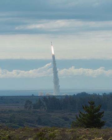 Minotaur-C - SLC576E - SkySat - 10/31/17