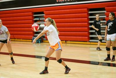 Scottsbluff Volleyball