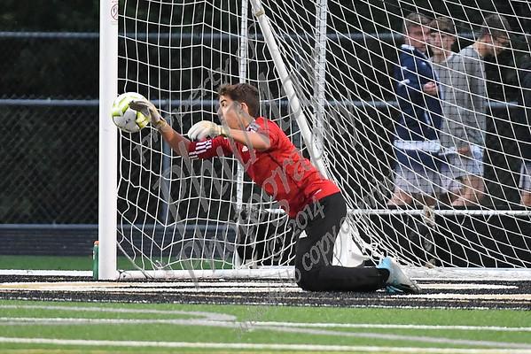 Berks Catholic vs Conrad Weiser Boys JV Soccer 2019 - 2020