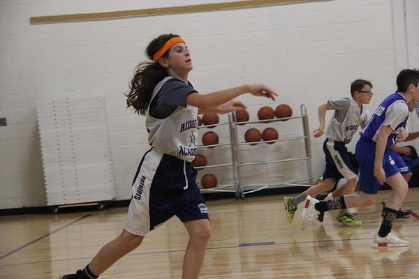 Grades 6 & 7 Boys Basketball