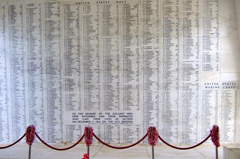Pearl Harbor-Arizona Memorial