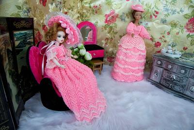 Plush Pink Ladies