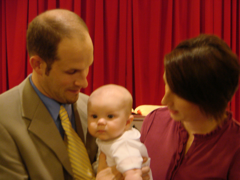 Park Street Christian Church Infant Dedication 2009 July 032.jpg