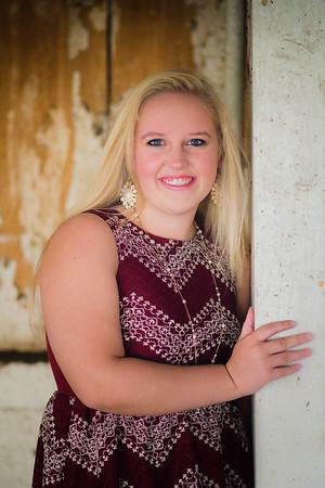 Carrie - Senior 2017