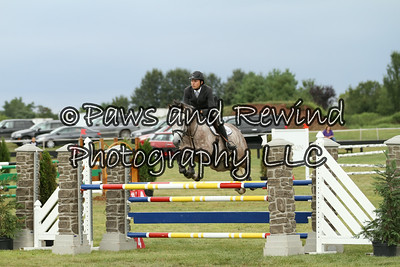 Saturday: Low Jr/AO Jumper Class 2