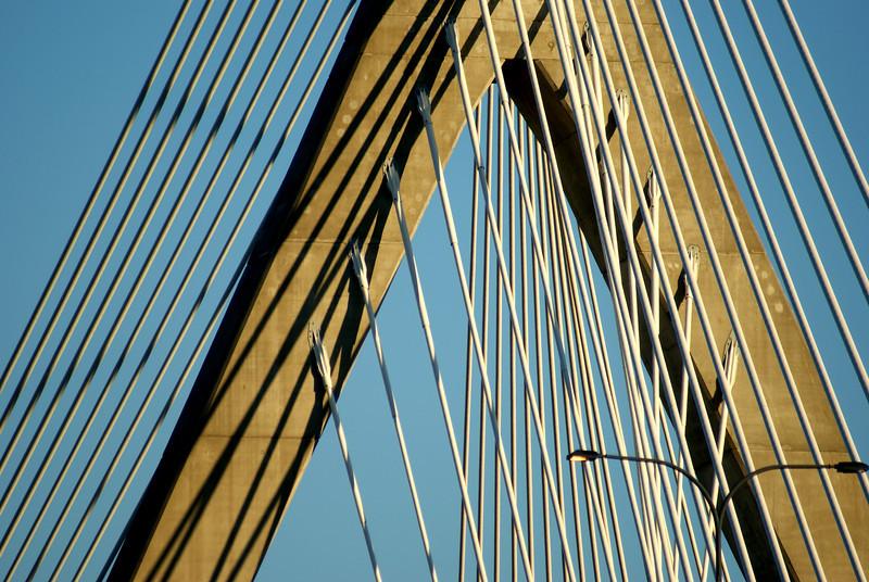 Crisscross Cables