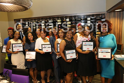 2016 Top Disinguished Black Nurse 40's and Under Award